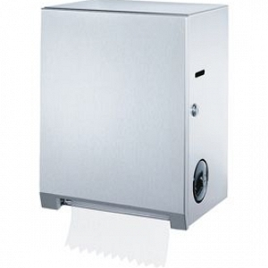 Surface-Mounted Roll Paper Towel Dispenser