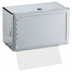 Surface-Mounted Paper Towel Dispenser